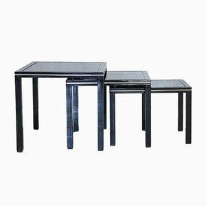 Tables Gigognes par Pierre Vandel, 1970s