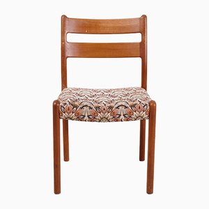 Vintage Teak Dining Chair, 1970s