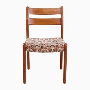 Vintage Teak Dining Chair, 1970s