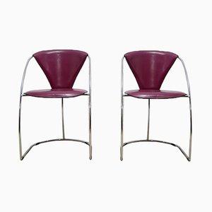 Mid-Century Linda Chairs von Arrben, 2er Set