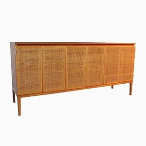 Credenza collezione Irwin in legno di noce di Paul McCobb per WK, anni '50