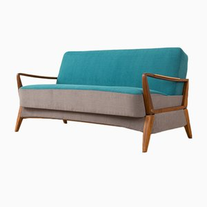 Beech Sofabed, 1950s