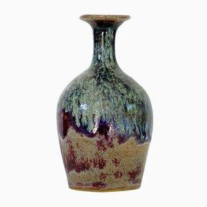 Keramik Vase von Donya Quiguer, 1960er