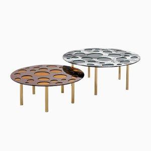 Table Basses Venny par Matteo Cibic pour JCP Universe, Set de 2