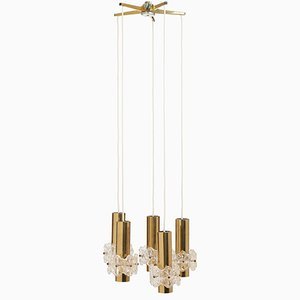 Pendant Chandelier from Kinkeldey, 1950s