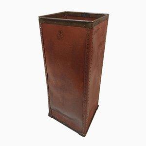 Papelera de cartón de Suroy, años 20