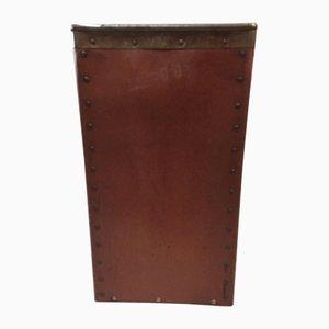 Papierkorb aus Karton von Suroy, 1920er