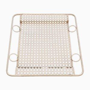 Metall Tisch von Mathieu Mategot, 1950er