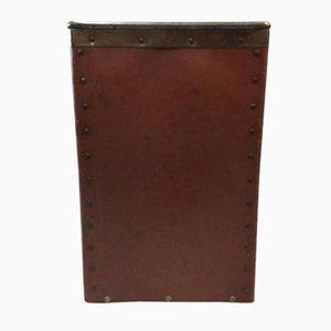 Contenitore rinforzato in metallo di Suroy, anni '20