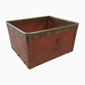 Caja de cartón de Suroy, años 20