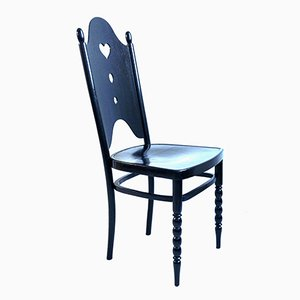 Viennese Bentwood Dining Chair from J. & J. Kohn, 1910s