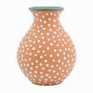 Vase Terracotta par Julie Horová, 1950s