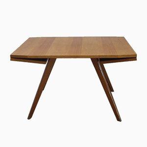 Swiss Extendable Dining Table, 1950s