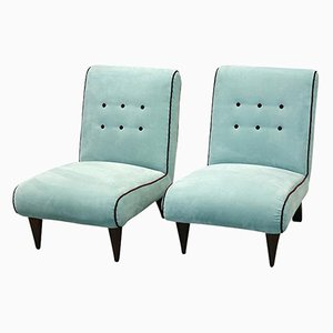 Lounge Chairs by Guglielmo Ulrich, 1930s, Set of 2