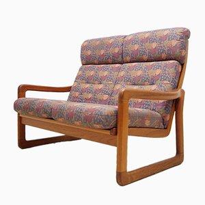 Danish Teak 2-Seater Sofa from Holstebro, 1970s