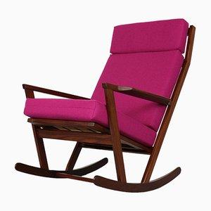 Rocking Chair par Poul Volther pour Frem Røjle, 1960s