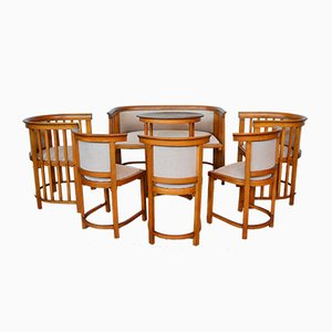 Living Room Set by Josef Hoffmann for Jacob & Josef Kohn, 1905