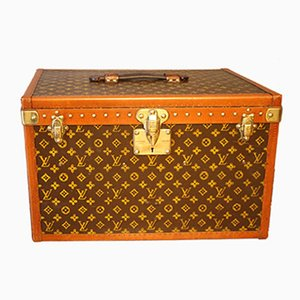 Monogramm Hat Trunk from Louis Vuitton, 1930s