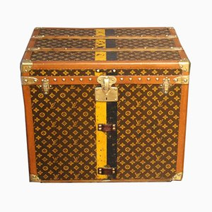 Malles Monogram Steamer de Louis Vuitton, 1930s, Set de 2