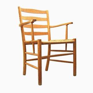 Dänischer Mid-Century Stuhl von Kaare Klint für Fritz Hansen