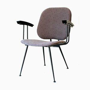 Mid-Century Stuhl in Grau von Brabantia, 1950er