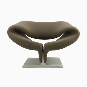 Ribbon Chair by Pierre Paulin for Artifort, 1980s