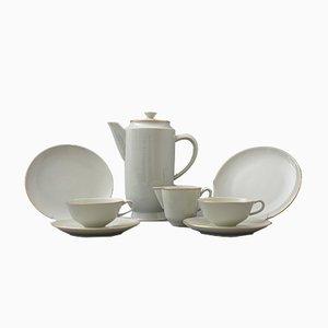 Servizio da tè o caffè Halle per 2 di Marguerite Friedlaender per KPM Berlin, 1936