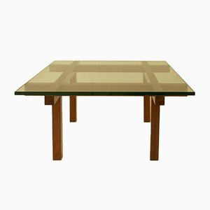 Table Basse par Alfred Hendrickx pour Belform, Belgique, 1960s