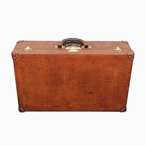 Antiker Leder Koffer von Louis Vuitton