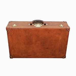 Antique Leather Suitcase from Louis Vuitton