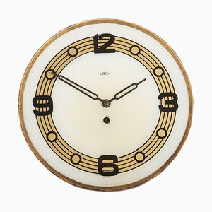 Orologio da parete Mid-Century di PRIM, anni '50