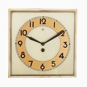 Art Deco Wall Clock from Kienzle International, 1930s