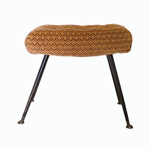 Mid-Century German Stool, 1940s