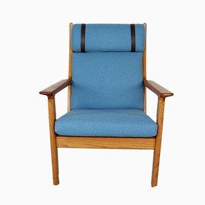 GE-265 Lounge Chair by Hans J. Wegner for Getama, 1970s