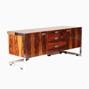 Rosewood Sideboard by Richard Young for Merrow Associates, 1970s