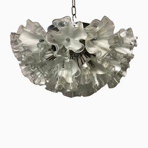 Mid-Century Murano Glass Pendant by Paolo Venini