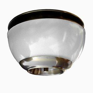 Lampada da soffitto o parete LSP3 di Luigi Caccia Dominioni per Azucena, anni '60