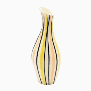 Vintage Ceramic Vase by Jarmila Formánková for Ditmar Urbach