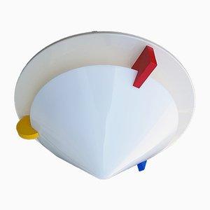 Postmoderne Lampen von Ikea, 1980er, 2er Set