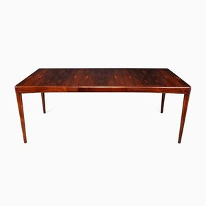Mid-Century Rosewood Table from Bramin, 1960s