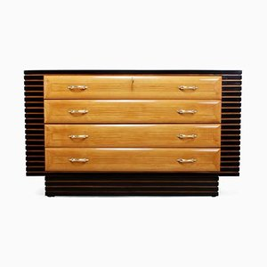 Italian Art Deco Chest of Drawers by Vittorio Dassi, 1950s