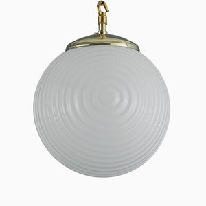 Lámpara colgante checoslovaca vintage