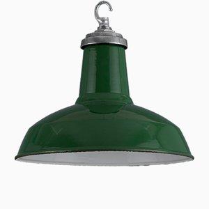 Lámpara colgante británica vintage de Thorlux