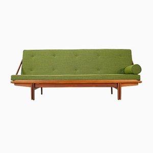 Sofá cama de Poul M. Volther para Frem Røjle, años 50