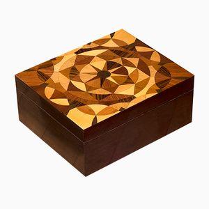 Pitillera de madera de Francesca Mondini para Framondi, 2018