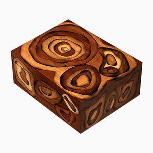 Wooden Jewelry Box by Francesca Mondini for Framondi, 2018