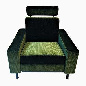 Smaragdgrüne Sessel von Pierre Guariche für Airborne, 1960er