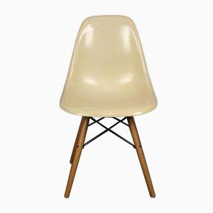 Vintage DSW Stuhl von Charles & Ray Eames für Herman Miller