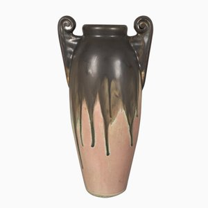 Vase Art Nouveau en Céramique par Gilbert Méténier