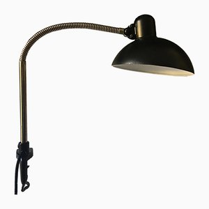 Vintage Desk Lamp with Clamp by Christian Dell for Kaiser Idell